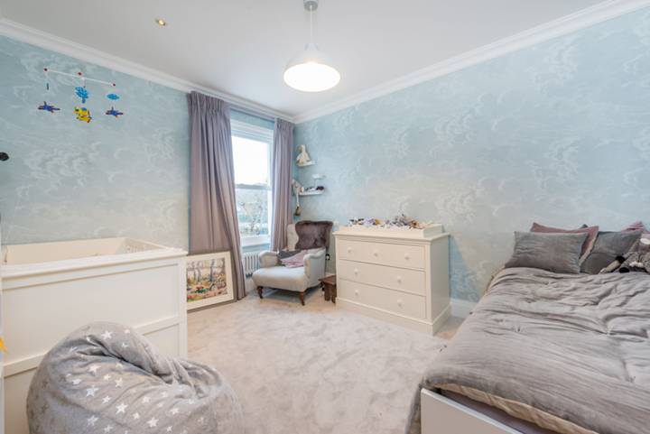 Second Bedroom in W3
