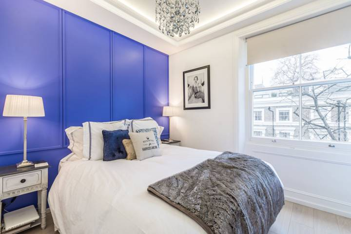 Bedroom in W14