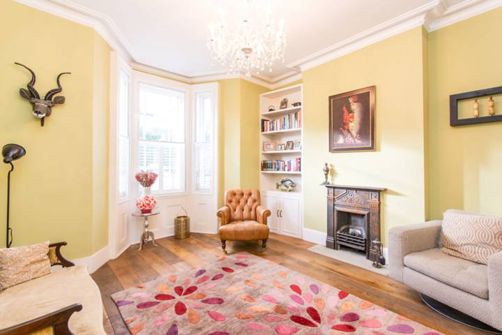 First Reception Room in NW11