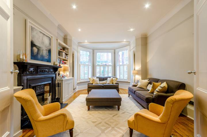 First Reception Room in N10