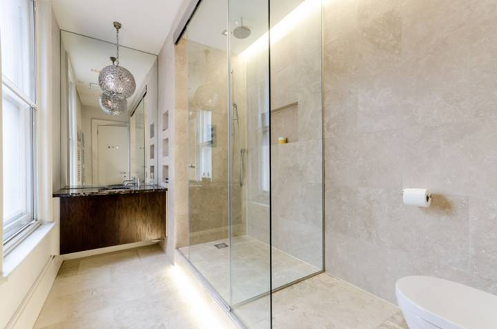 Shower Room in SW5
