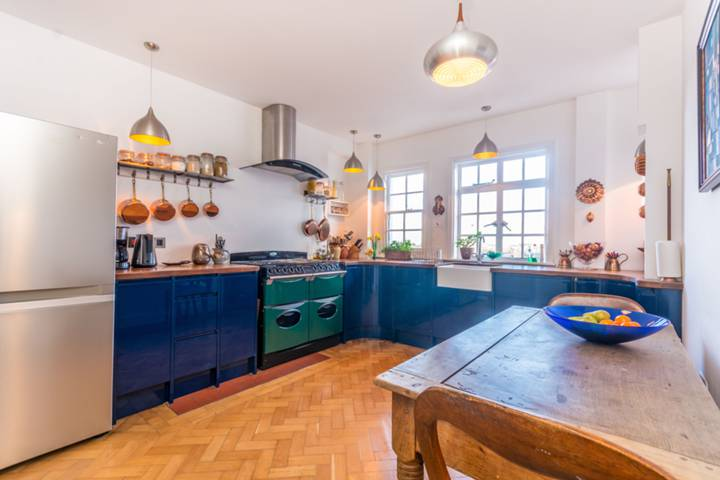 Kitchen in NW1