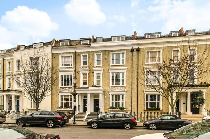 Eardley Crescent, Earls Court
