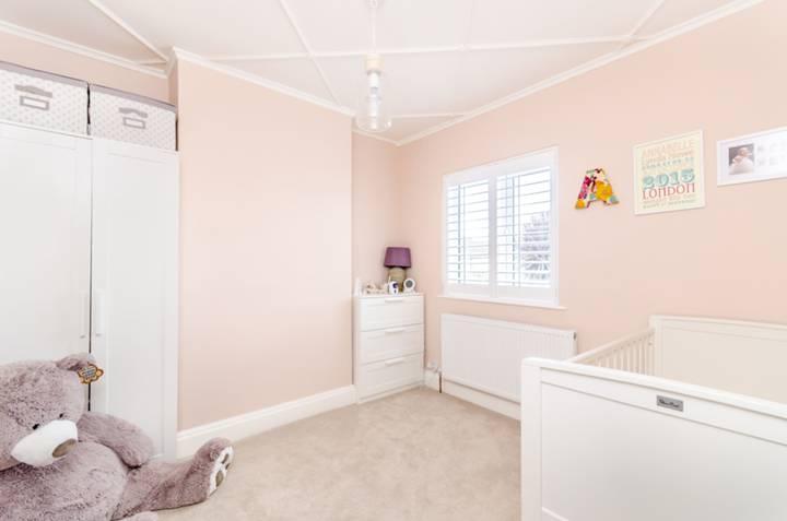 Third Bedroom in BR3