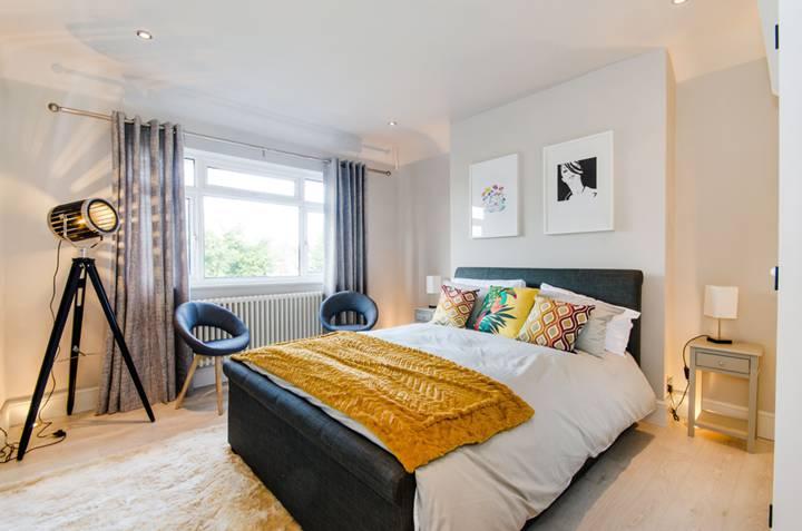 Second Bedroom in HA4
