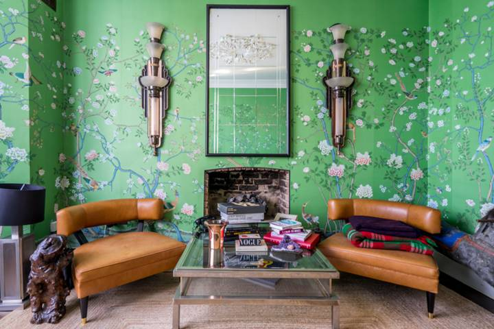 Double Reception Room in NW6