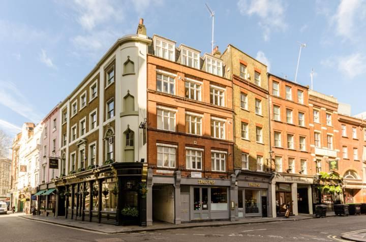 Bedfordbury, Covent Garden