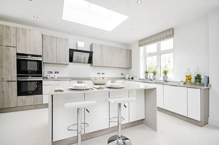 Kitchen in NW11