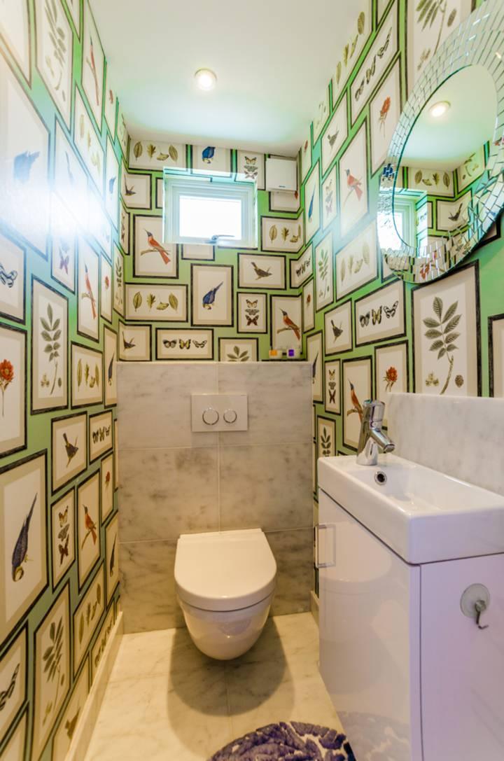 Separate WC in N19