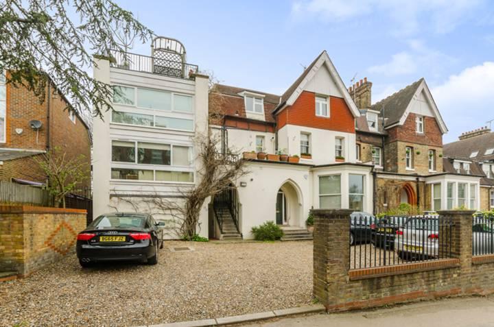Hornsey Lane, Highgate