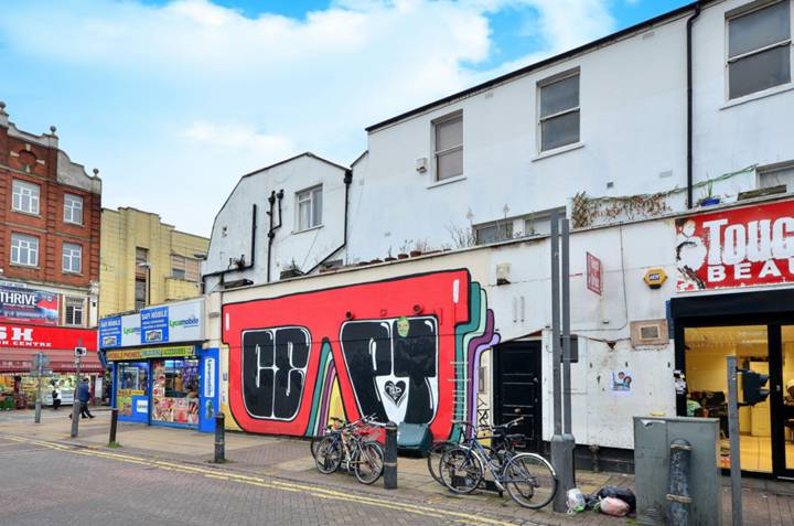 Blenheim Grove, Peckham