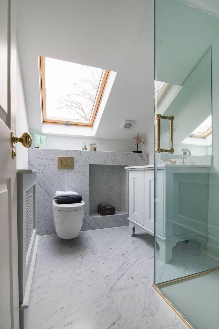 En Suite Shower Room in E10