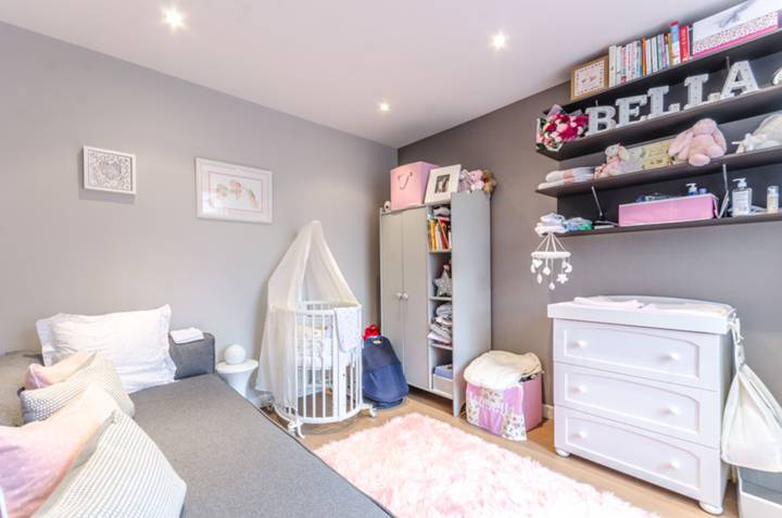 Second Bedroom in E1W
