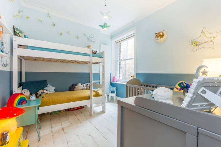 Second Bedroom in W1H