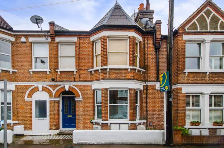 Whorlton Road, Peckham Rye