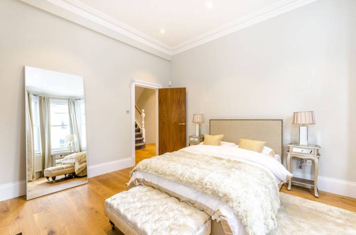 Fifth Bedroom in NW6