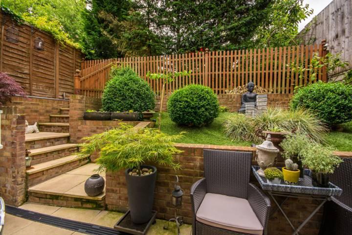 Garden in SE27
