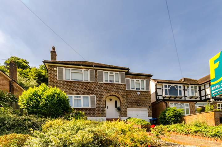 Ullswater Crescent, Kingston Vale
