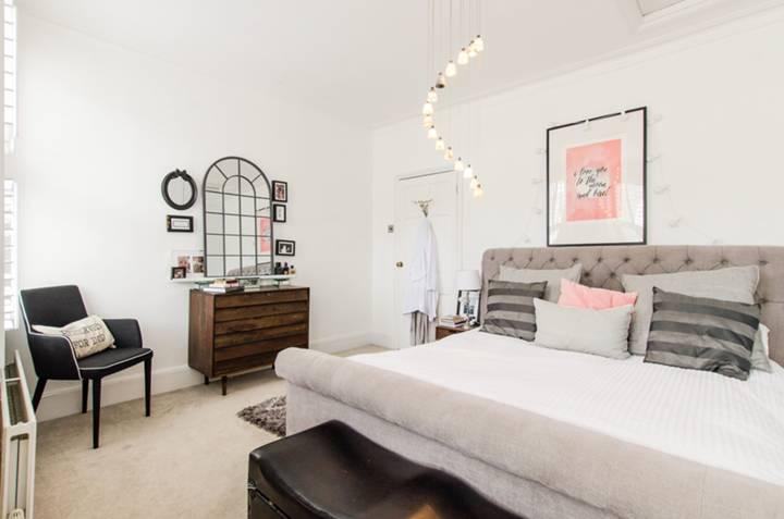 Master Bedroom in SW12