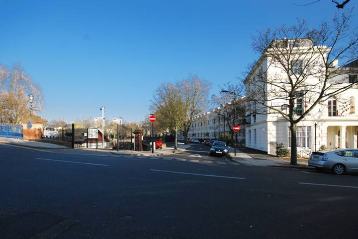 Westbourne Terrace Road, Little Venice