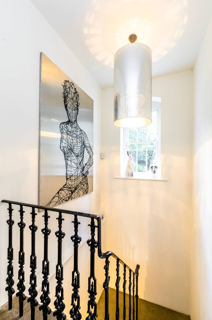Hallway in NW3