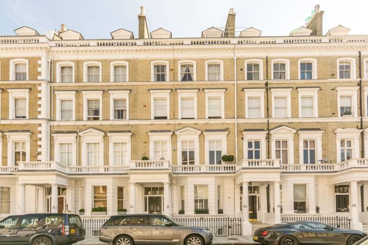 Onslow Gardens, South Kensington