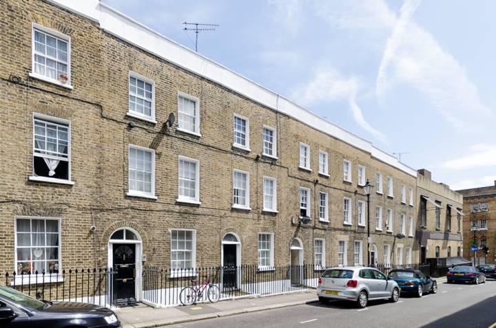 Hermit Street, Finsbury