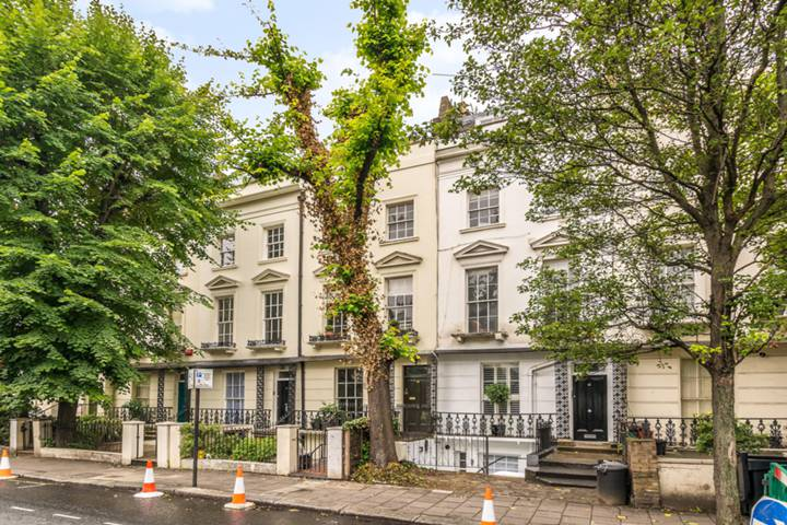 Chepstow Road, Notting Hill