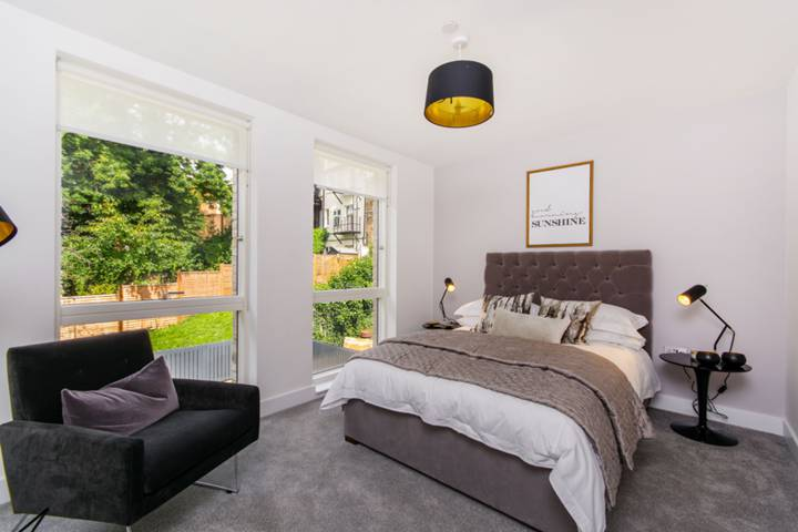 Bedroom in SE19