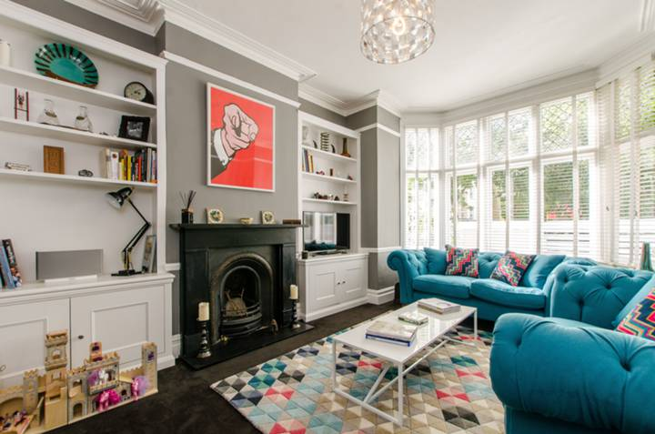 Reception Room in SW2
