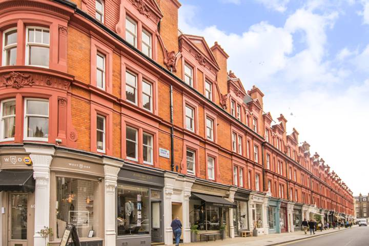 Chiltern Street, Marylebone