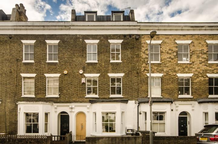 Simpson Street, Battersea Square