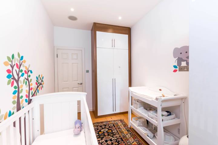 Third Bedroom in SW3