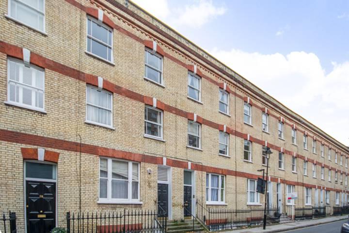 Orde Hall Street, Bloomsbury