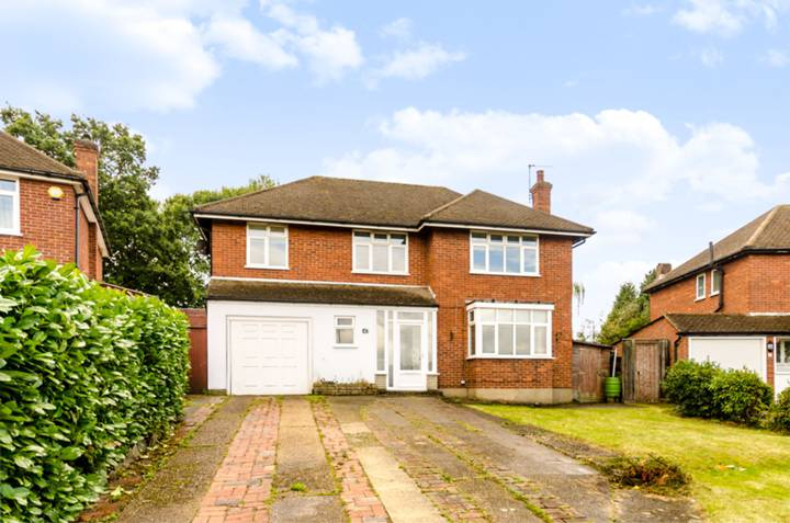 Woodleah Drive, Bromley