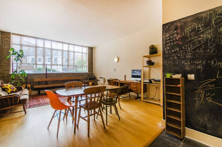 Reception Room in SE15