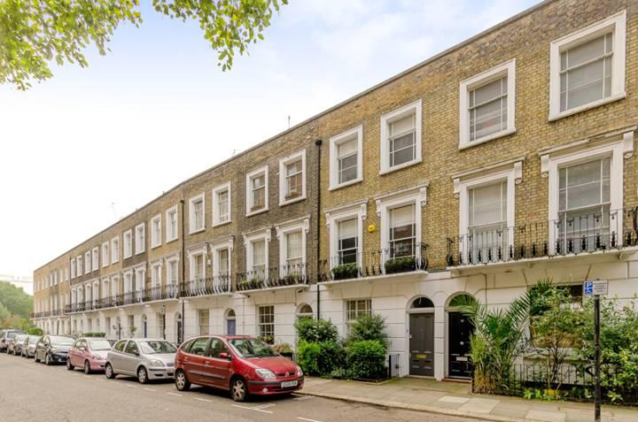 Goldington Street, Camden Town