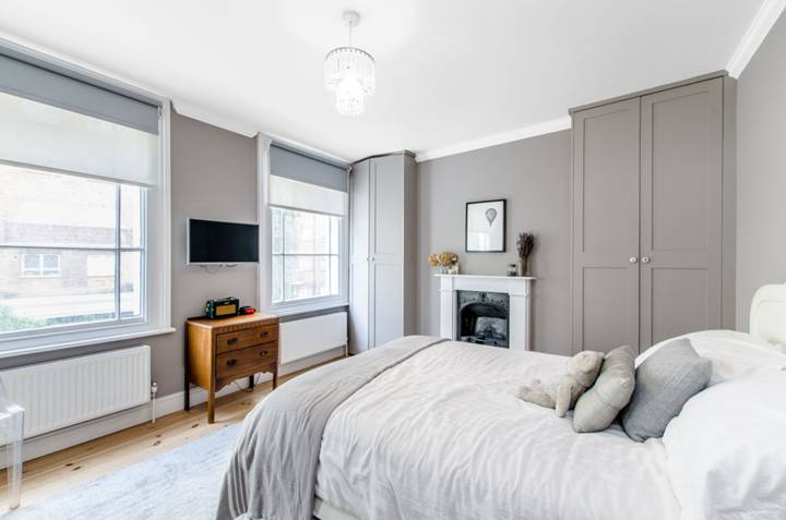 Second Bedroom in NW1