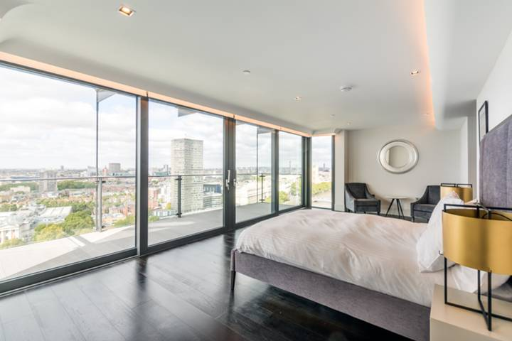 Master Bedroom in SE1