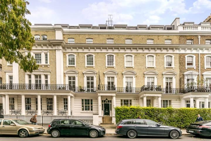 Onslow Square, South Kensington
