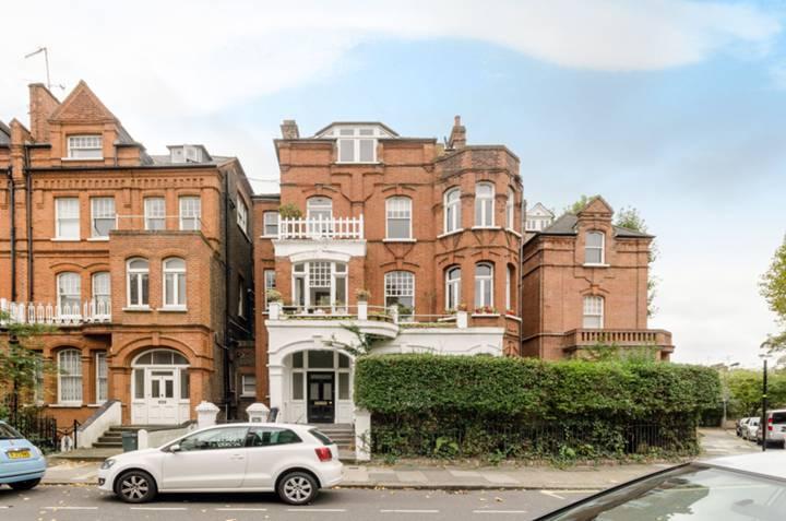 Mornington Avenue, West Kensington