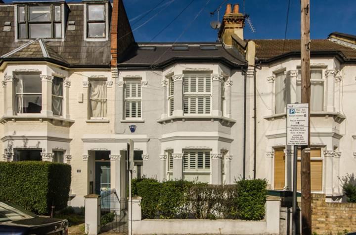 Lysia Street, Fulham