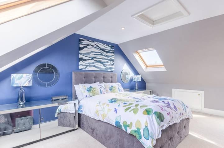 Master Bedroom in IG2