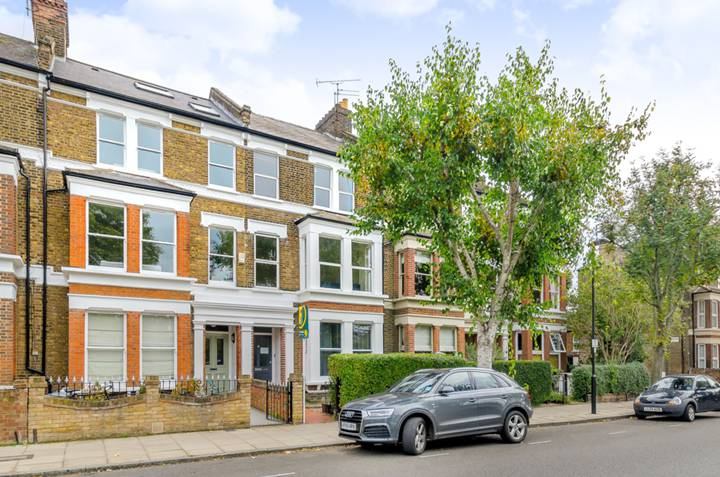 Campdale Road, Tufnell Park
