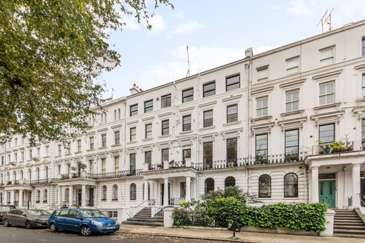 Elgin Crescent, Notting Hill