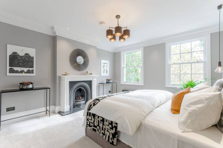 Second Bedroom in E14