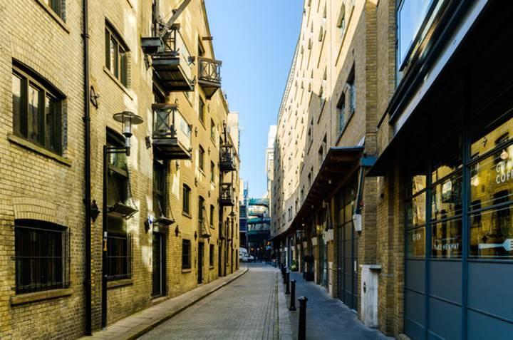 Lafone Street, Shad Thames