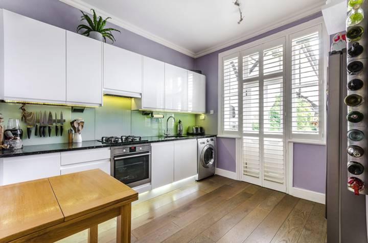 Kitchen in W6