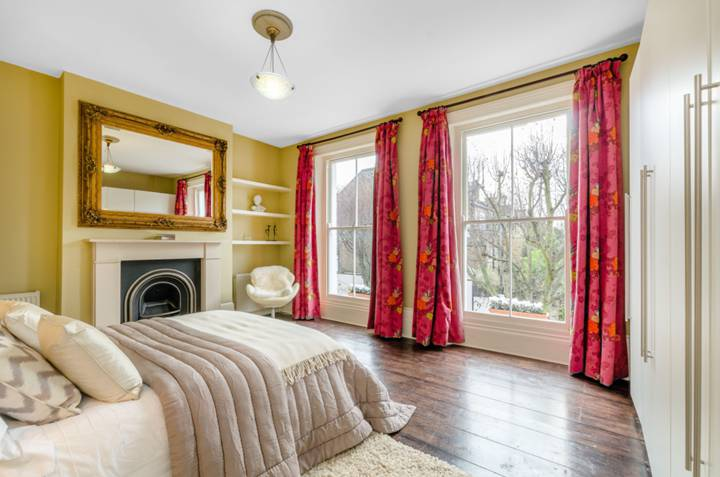 Master Bedroom in NW5