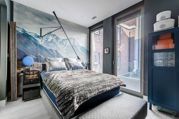Master Bedroom in WC1R